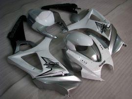 Suzuki GSX-R 1000 2007-2008 K7 Carénage ABS Injection - autres - blanc/noir/argent