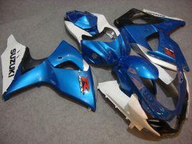 Suzuki GSX-R 1000 2009-2012 K9 Carénage ABS Injection - autres - bleu/blanc