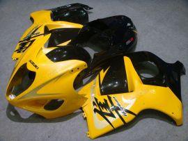 Suzuki GSX-R 1300 Hayabusa 1996-2007 Carénage ABS Injection - autres - jaune/noir