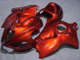 Suzuki GSX-R 1300 Hayabusa 1996-2007 Carénage ABS Injection - autres - tout orange