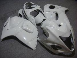 Suzuki GSX-R 1300 Hayabusa 2008-2013 Carénage ABS Injection - Factory Style - tout blanc