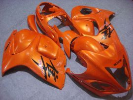 Suzuki GSX-R 1300 Hayabusa 2008-2013 Carénage ABS Injection - autres - tout orange