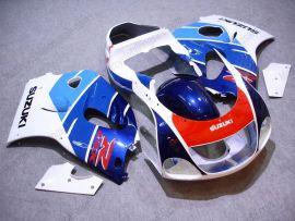 Suzuki GSX-R 600/750 1997-1999 Carénage ABS - autres - bleu/blanc/rouge