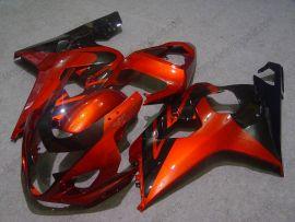 Suzuki GSX-R 600/750 2004-2005 K4 Carénage ABS Injection - autres - orange/noir
