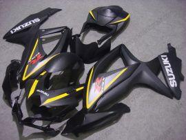 Suzuki GSX-R 600/750 2008-2010 K8 Carénage ABS Injection - autres - noir