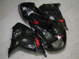 Suzuki TL1000R 1998-2002 Carénage ABS Injection - autres - noir