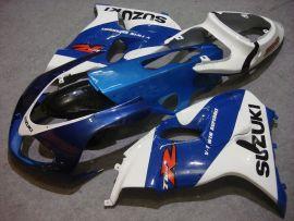 Suzuki TL1000R 1998-2002 Carénage ABS Injection - autres - bleu/blanc