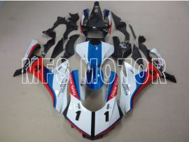 Yamaha YZF-R1 2015-2020 Carénage ABS Injection - autres - bleu / blanc