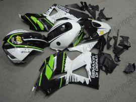 Honda CBR 600RR F5 2013-2019 Carénage ABS Injection - Factory Style- blanc/noir/vert