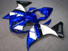Yamaha YZF-R1 2009-2011 Carénage ABS Injection - autres - bleu/blanc