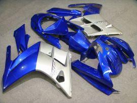 Yamaha FJR1300 2001-2005 Carénage ABS - autres - bleu/argent