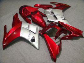 Yamaha FJR1300 2001-2005 Carénage ABS - autres - rouge/argent
