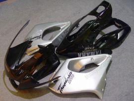 Yamaha YZF-1000R 1997-2007 Carénage ABS - autres - noir/argent