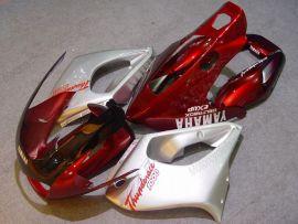 Yamaha YZF-1000R 1997-2007 Carénage ABS - autres - rouge/argent
