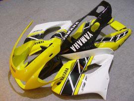 Yamaha YZF-1000R 1997-2007 Carénage ABS - autres - jaune/noir/blanc