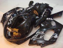 Yamaha YZF-600R 1994-2007 Carénage ABS - autres - tout noir