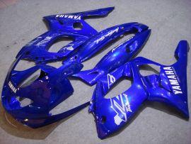 Yamaha YZF-600R 1994-2007 Carénage ABS - autres - tout bleu