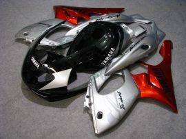 Yamaha YZF-600R 1994-2007 Carénage ABS - autres - argent/noir/orange