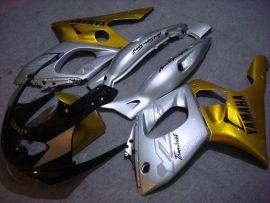 Yamaha YZF-600R 1994-2007 Carénage ABS - autres - argent/doré