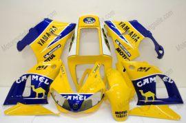 Yamaha YZF-R1 1998-1999 Carénage ABS Injection - Camel - jaune