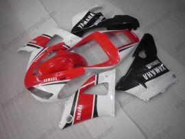 Yamaha YZF-R1 1998-1999 Carénage ABS Injection - autres - rouge/noir/blanc