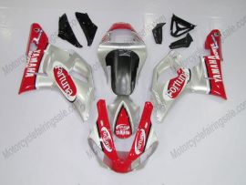 Yamaha YZF-R1 2000-2001 Carénage ABS Injection - Fortuna - rouge/argent