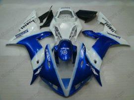 Yamaha YZF-R1 2002-2003 Carénage ABS Injection - Jewson - bleu/blanc