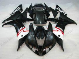 Yamaha YZF-R1 2002-2003 Carénage ABS Injection - autres - noir