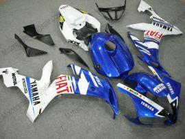 Yamaha YZF-R1 2004-2006 Carénage ABS Injection - FIAT - bleu/blanc