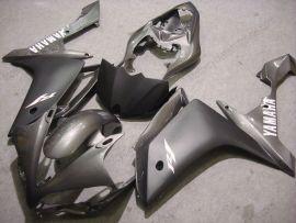 Yamaha YZF-R1 2007-2008 Carénage ABS Injection - autres - tout gris