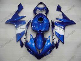 Yamaha YZF-R1 2007-2008 Carénage ABS Injection - autres - bleu/blanc