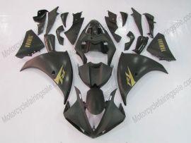 Yamaha YZF-R1 2009-2011 Carénage ABS Injection - autres - tout noir(matte)