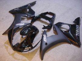 Yamaha YZF-R6 2005 Carénage ABS Injection - autres - noir