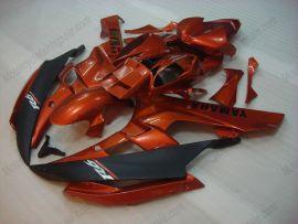 Yamaha YZF-R6 2006-2007 Carénage ABS Injection - autres - orange