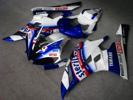 Yamaha YZF-R6 2006-2007 Carénage ABS Injection - Sterilgarda - bleu/blanc