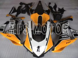 Yamaha YZF-R1 2015-2020 Carénage ABS Injection - autres - noir / jaune / blanc