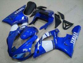 Yamaha YZF-R1 2000-2001 Carénage ABS Injection - autres - bleu/blanc