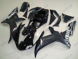 Yamaha YZF-R1 2002-2003 Carénage ABS Injection - autres - tout noir