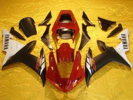 Yamaha YZF-R1 2002-2003 Carénage ABS Injection - autres - noir/rouge/blanc