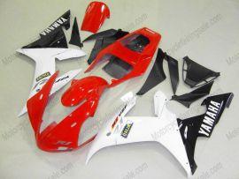 Yamaha YZF-R1 2002-2003 Carénage ABS Injection - autres - blanc/rouge/noir