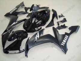Yamaha YZF-R1 2004-2006 Carénage ABS Injection - autres - tout noir