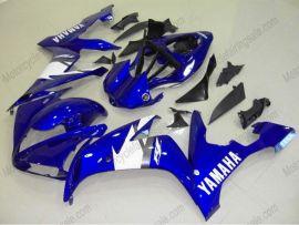 Yamaha YZF-R1 2004-2006 Carénage ABS Injection - autres - bleu/blanc