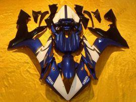 Yamaha YZF-R1 2004-2006 Carénage ABS Injection Race - autres - bleu/blanc
