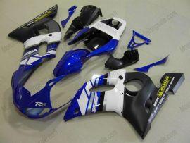 Yamaha YZF-R6 1998-2002 Carénage ABS Injection - autres - noir/blanc/bleu