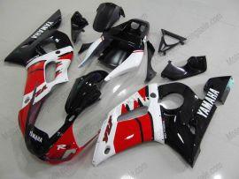 Yamaha YZF-R6 1998-2002 Carénage ABS Injection - autres - noir/rouge/blanc