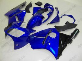 Kawasaki NINJA ZX12R 2000-2001 Carénage ABS - autres - bleu/noir