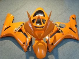 Kawasaki NINJA ZX6R 2003-2004 Carénage ABS Injection - autres - tout orange
