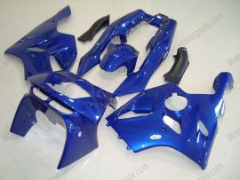 Kawasaki NINJA ZX6R 1994-1997 Carénage ABS - Factory Sgyle - tout bleu