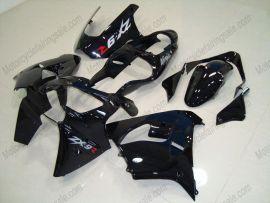 Kawasaki NINJA ZX9R 2000-2001 Carénage ABS - autres - tout noir