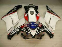 Honda CBR1000RR 2004-2005 Carénage ABS Injection - Lee - blanc/noir